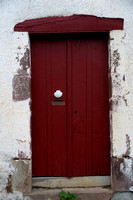 Red Door, St Jean