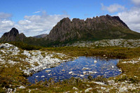 Cradle Mountain, from Marion's Lookout